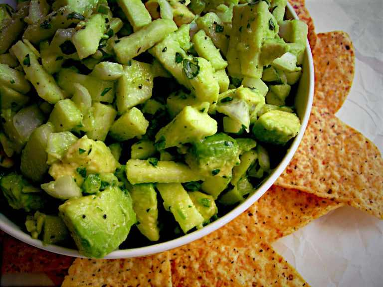 green-apple-guacamole