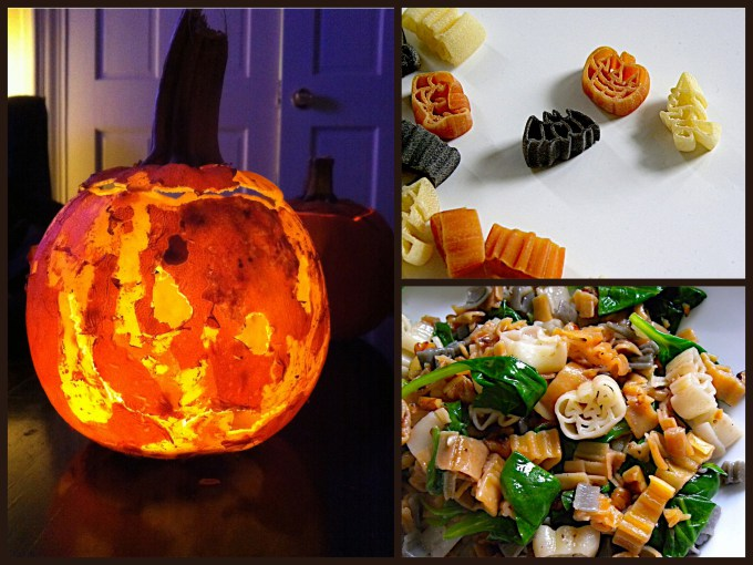 halloween-pasta-collage