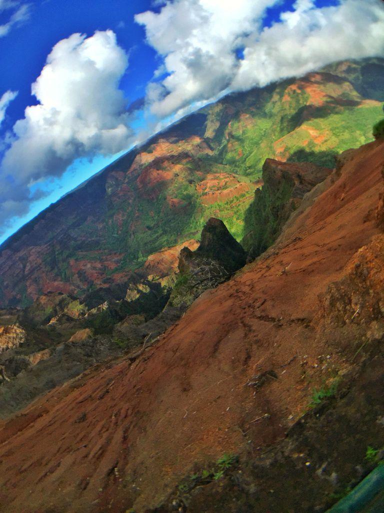 Waimea Canyon-Kauai