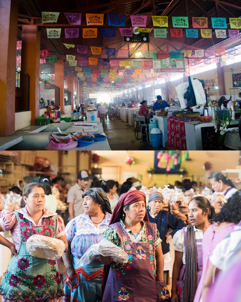 Collage-Market